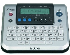 4b575d30982 Outro produto que merece destaque é o rotulador Brother PT 1280. Além de  armazenar três conteúdos diferentes